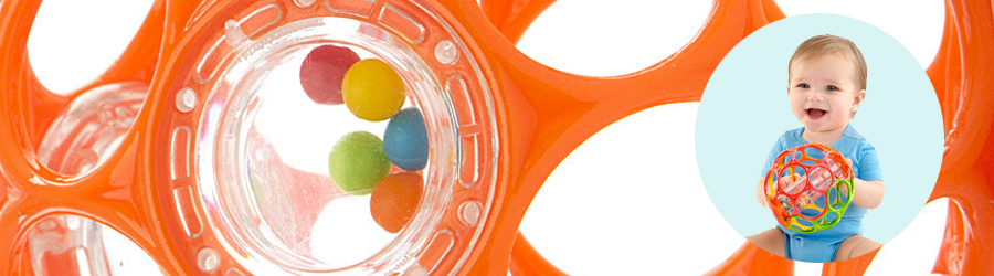 b74e69a4d1b226 Review Oball Rattle (10 cm)