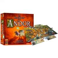 999 Games - De legenden van Andor