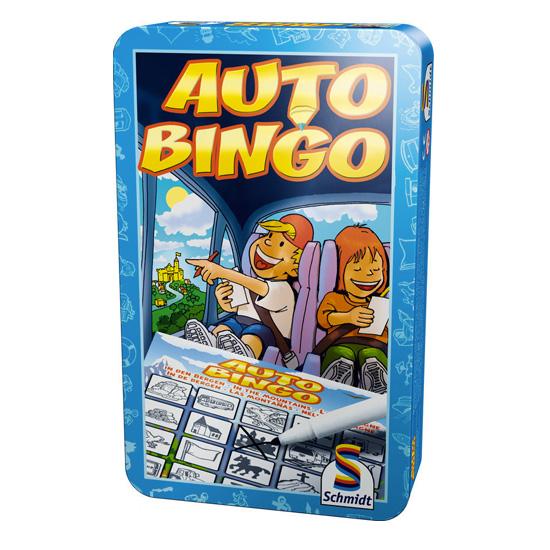Bingo Classic Cars