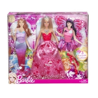 Barbie - Barbie royal dress up sprookjesprinses