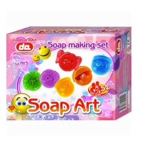 Deti Art - Soap Art, smiley