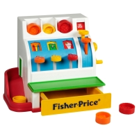 Fisher Price - Kassa