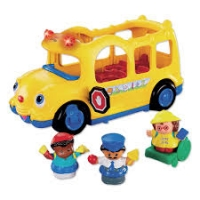 Fisher Price - Schoolbus Little People