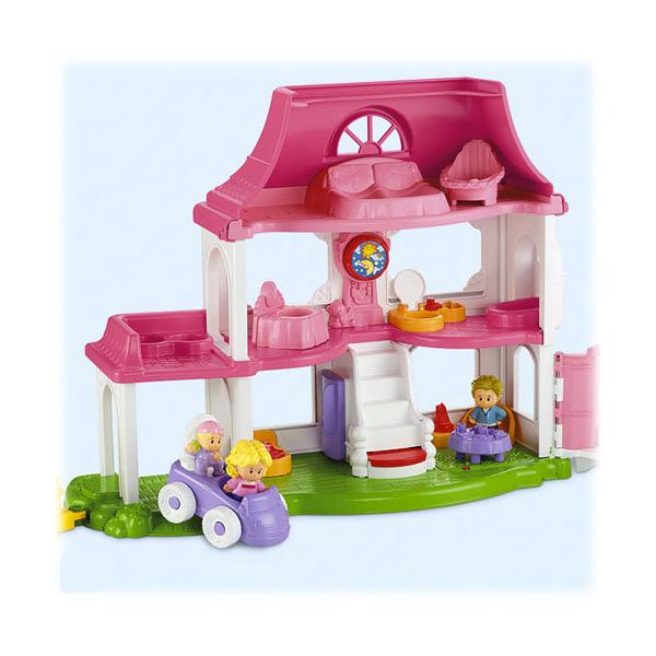 little people geluiden huis