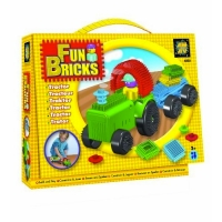 Fun Bricks - Tractor