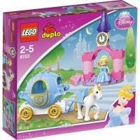 nieuwe collectie releasedatum behoorlijk goedkoop LEGO - Duplo, Disney koets van prinses Assepoester, mooi ...