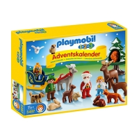 Playmobil - Adventskalender kerst