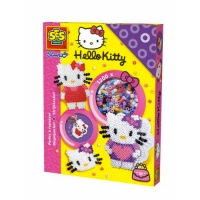 SES - Strijkkralen Hello Kitty