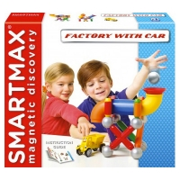 SmartMax - Factory with car