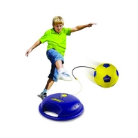Swingbal voetbaltrainer