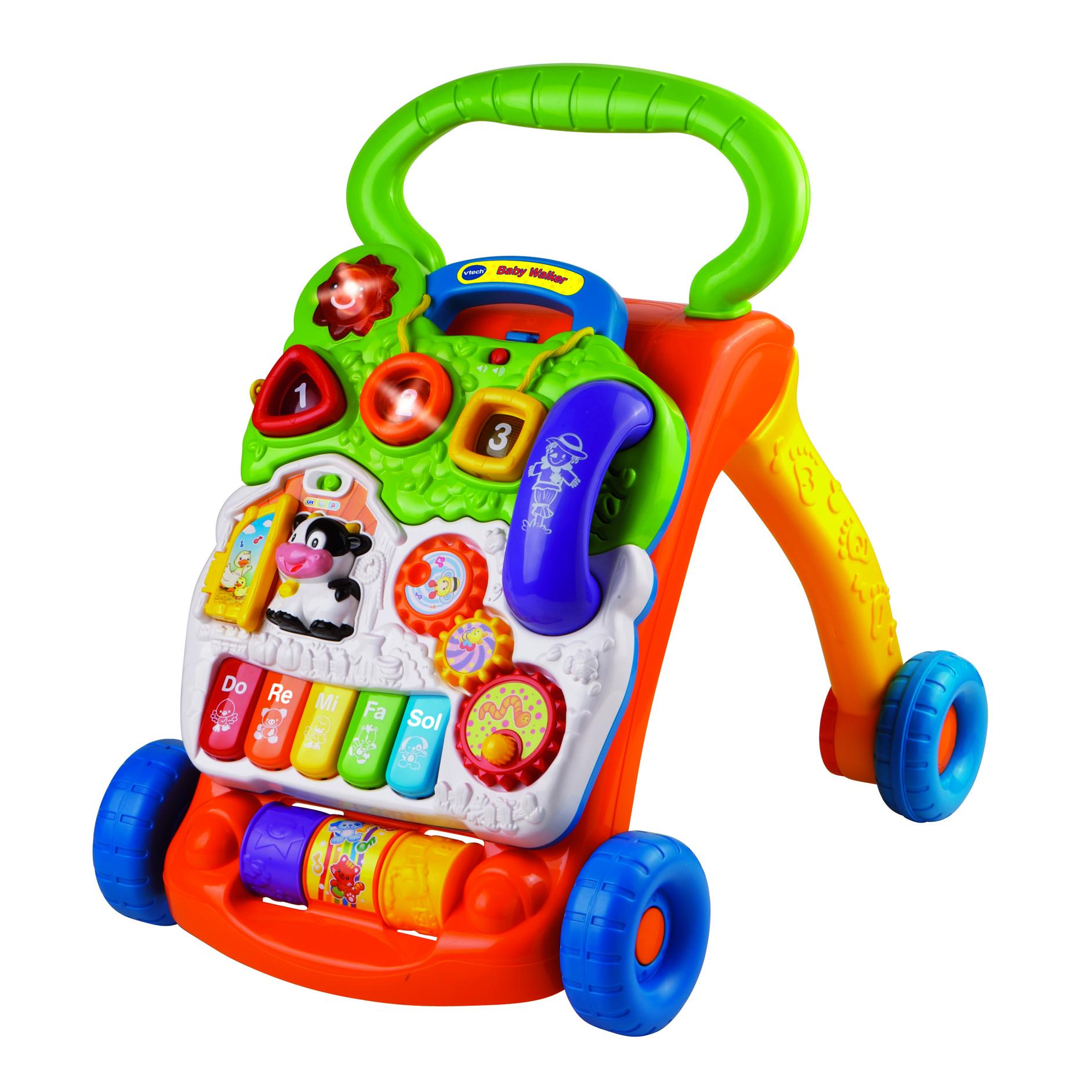 Vtech Baby Walker Leuke Loopwagen Voor De Baby En Dreumes